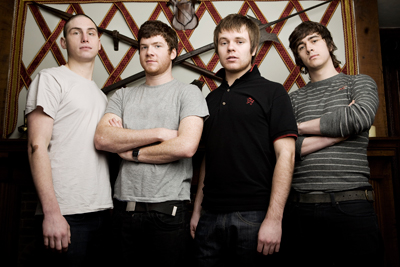 Interview mit Enter Shikari