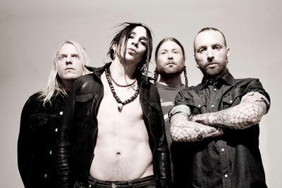 Interview mit Backyard Babies | Dregen