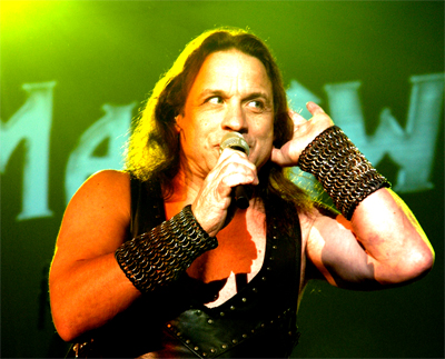Manowar live in Hannover