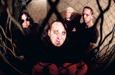 Interview mit Mudvayne