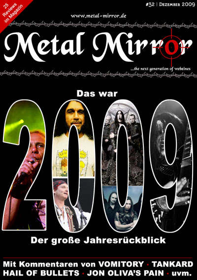 Metal Mirror Cover #32