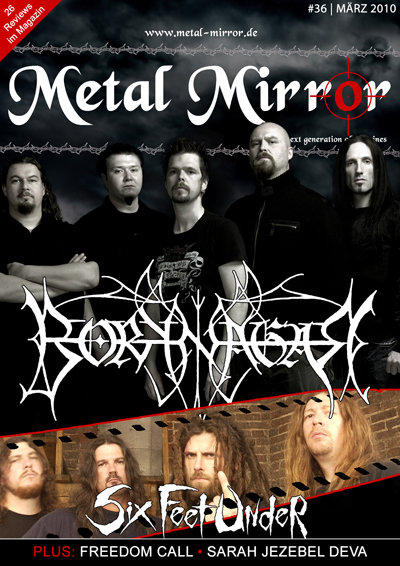 Cover Metal Mirror #36