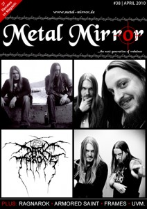 Cover Metal Mirror #38