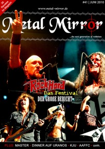 Metal Mirror #41