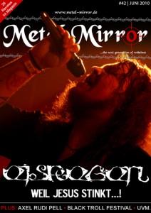 METAL MIRROR #42