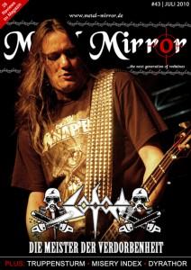 METAL MIRROR #43