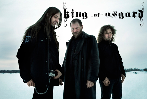 Interview mit King Of Asgard