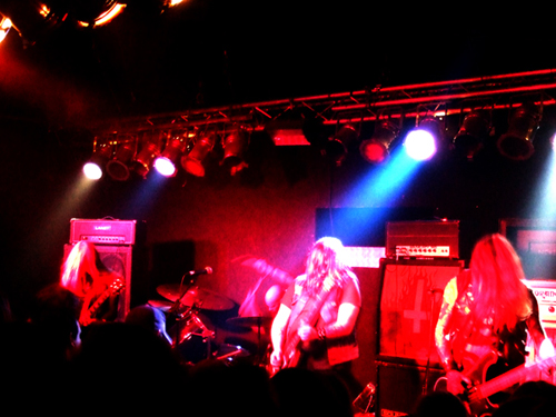 Electric Wizard Live