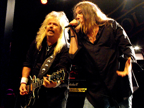 Molly Hatchet live in Hannover