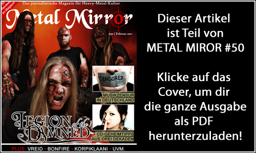 METAL MIRROR #50 herunterladen