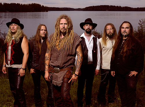 Korpiklaani, Interview mit Jarkko
