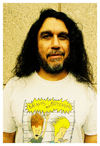 on Tom Araya   Metal Mirror   Journalistisches Magazin F  R Heavy Metal