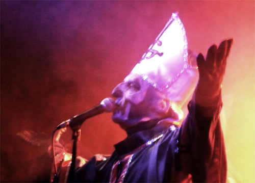 Ghost live in Köln