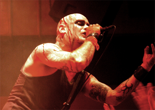 Primordial live in Essen