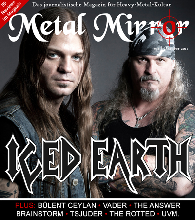 Metal Mirror #58 Cover