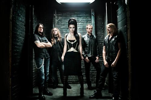 Interview mit Amy Lee von Evanescence