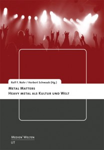 Cover des Bandes &quot;Metal Matters&quot;
