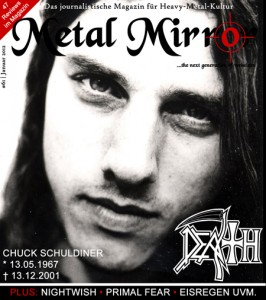 METAL MIRROR #61 - Death, Nightwish, Rival Sons, Cathedral, Eisregen, Primal Fear