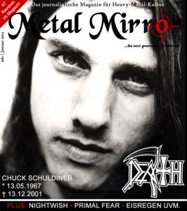 METAL MIRROR #61 - Death, Nightwish, Rival Sons, Cathedral, Eisregen, Primal Fear