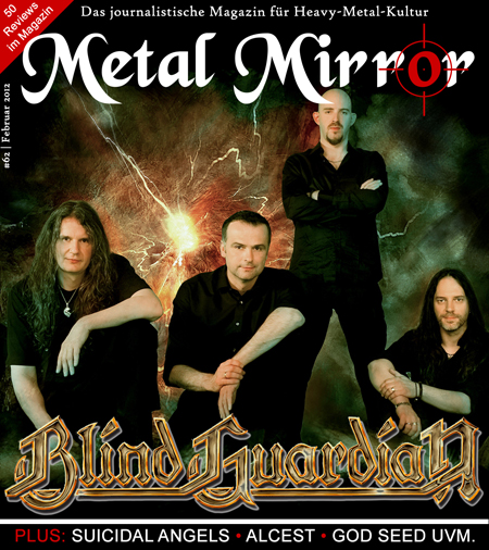 METAL MIRROR #62 - Blind Guardian, Napalm Death, Alcest uvm.
