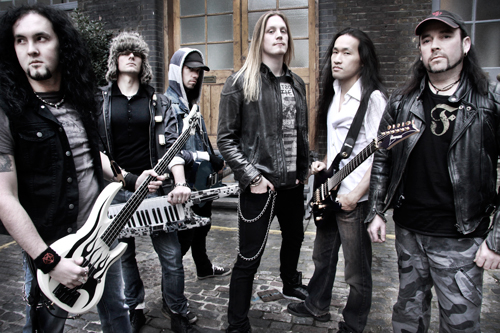 Interview mit Marc Hudson (DragonForce)