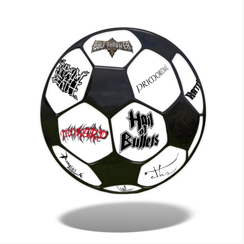 Fußball-EM-Special mit Primordial, Bolt Thrower, Hatesphere, Moonspell, Tankard, Eths, Hail Of Bullets