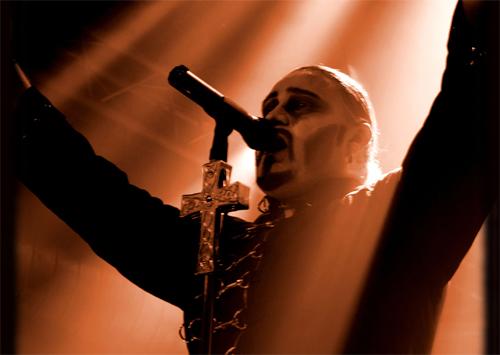 Powerwolf live in Bochum, Matrix