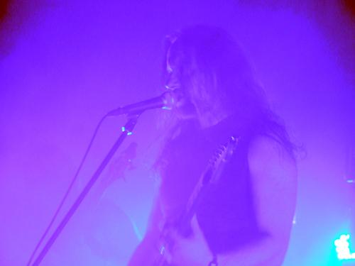 Verdunkeln live in Oberhausen, T-Club