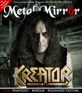 METAL MIRROR #67 - Kreator, RockHard Festival, Rhapsody, Sabaton