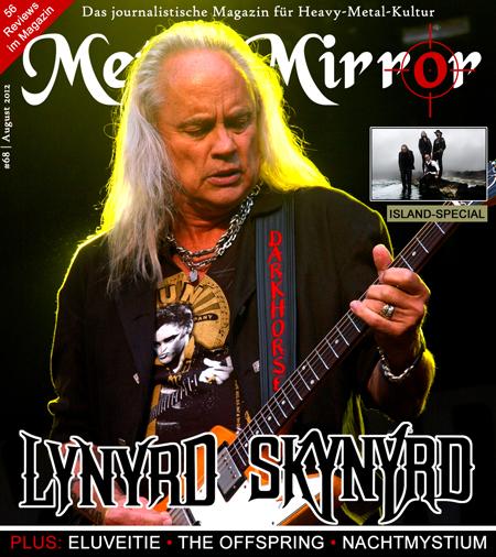 METAL MIRROR #68 - Lynyrd Skynyrd, Island-Special, Nachtmystium uvm.