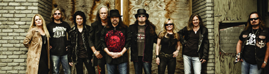 Interview mit Johnny van Zant (Lynyrd Skynyrd)