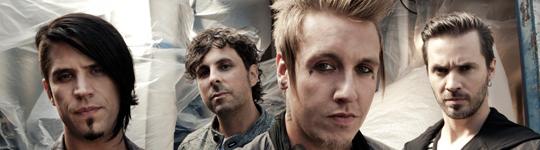 Interview mit Tobin und Jerry, Papa Roach
