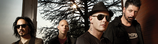 Interview mit Corey Taylor, Stone Sour