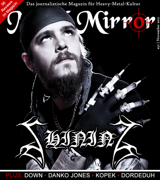 METAL MIRROR #71 - Shining, Dordeduh, Down, Kopek, Danko Jones