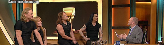 Manowar bei TV Total