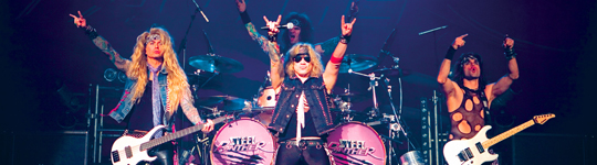 Interview mit Satchel (Steel Panther)