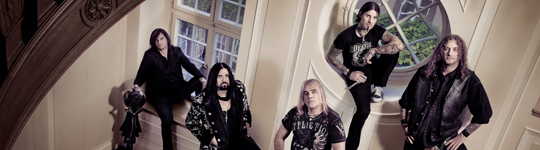 Interview mit Sascha Gerstner, Helloween