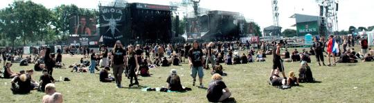 Die wichtigsten Metal-Festivals 2013 im Überblick