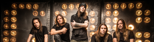 Interview mit Alexi Laiho (Children Of Bodom)