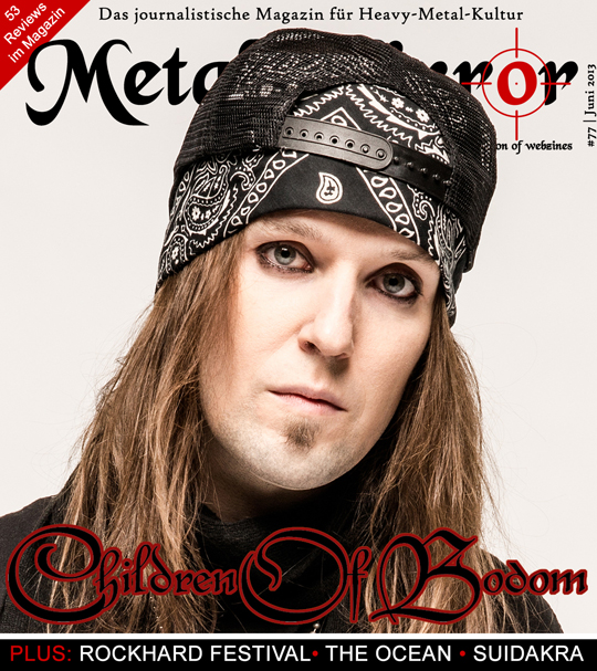 METAL MIRROR #77 - Children Of Bodom, Suidakra, Edenbridge, The Ocean, Cult Of Luna