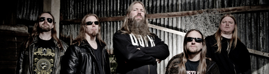 Interview mit Johan Hegg (Amon Amarth)