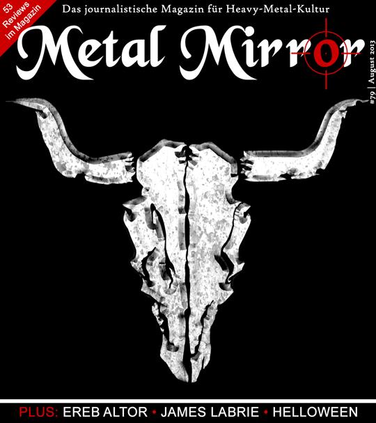 METAL MIRROR #79 - Wacken Open Air, Ereb Altor, James LaBrie, Helloween