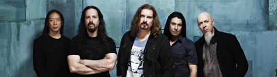 Interview mit Dream Theater